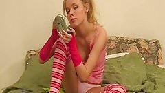 Hot Blonde Russian 3