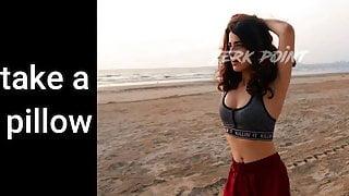 Radhika Madan Cum Tribute  with sex sounds