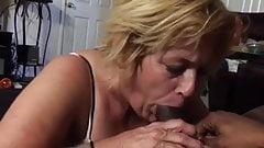 Mature slut prof sucking