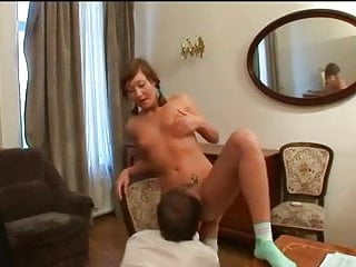 Older teacher fucks Older man fucks young girl - 8
