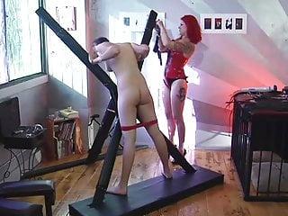 Ass lezdom movie whipping - Lezdom mistress