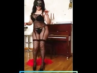 Hot video fucking futanari girl - Hot girl in black