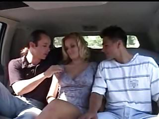 Mc nude princessa - Anal threesome for sexy mature milf mc