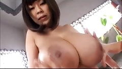 Ria Sakuragi - Japanese huge natural tits!