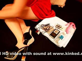 Vacuum dick orgasm - Amateur wife electrostim and vacuum orgasm training