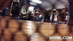 Cámara espía del vestuario deportivo (alguien solicitó este)