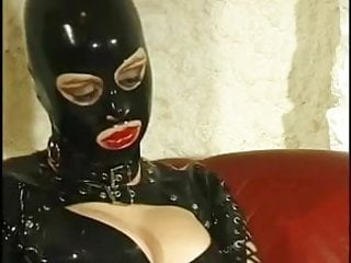 Latex make rubber Rubber mistress