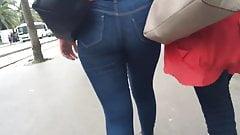 Beautiful walking ass  2