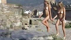 Beautiful Amateur Nudists