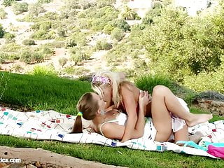 Tongue foreskin porn - Meadow tonguing by sapphic erotica - lesbian love porn with