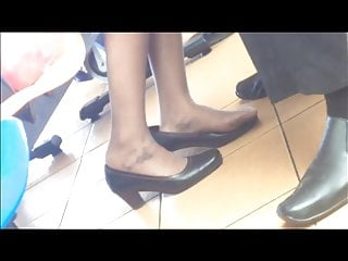 Asian dipping sauce recipe Candid asian shoeplay dipping feet in nylons stewardess