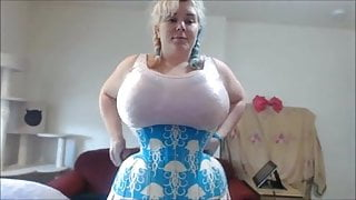 I've Fallen In Love With Penny Underbust