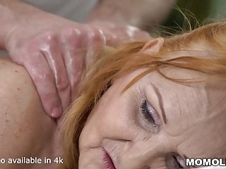 Marianne muha slut Mature sexy gilf marianne drilled by young massage therapist