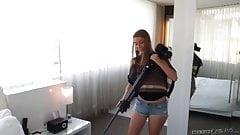 Lena Nicole and Presley Hart POV lesbian sextape