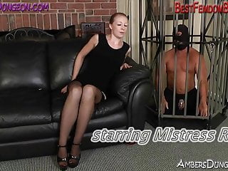 Free fucking viedoes - She face sits then frees from chastity after ass fucking