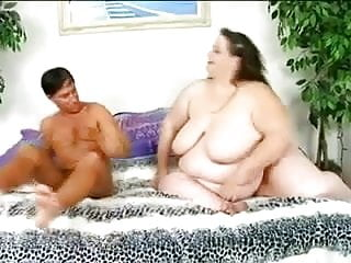 Bbw hunter kiki Bbw ann gets a taste of that cock