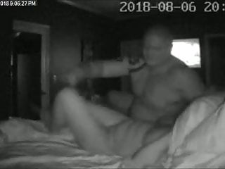 Amateur action cam - Cuckold bull action caught on unsecured cam 2
