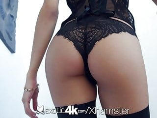 Nude exotic videos - Hot exotic veronica rodriguez is hungry for cock - exotic4k