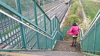 Flashing a train part 2