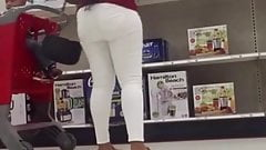 Compilation of booty at target