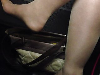 Lesbian nude training Nude tights next to me on the train part 3 of 3