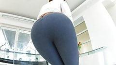 Nasty Bitch Gets Her Ass Fucked & Creampie