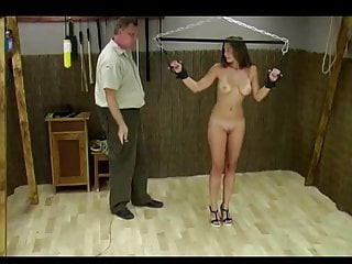 Whipped nude girls Pamela nude whipping.mp4