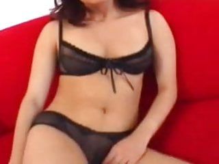 Hot milf lingere - Diana in black lingere