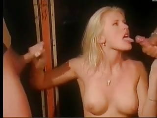 Nice blondie great boobs - Blondi great cumshot