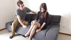 xhamster.com 6670007 brunette hottie sucks a guys cock and l