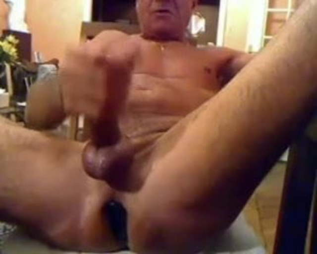 Mature Men Jerking Cumming