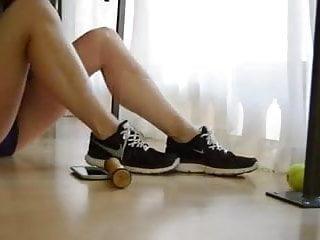 Ballet fetish shoes - Ballet feet exercises