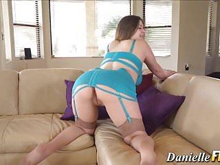 Danielle ftv sex Toying pornstar orgasms