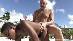 Infatuated with Raw not daddy Cock