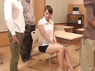 Fresh sex boys Yui oba gets fresh cock to bang her pussy and ass