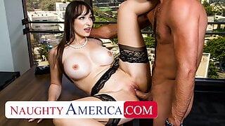 Naughty America - Lexi Luna wants to fuck Lucas