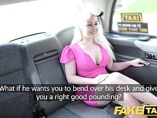 Taxi london fake Fake Taxi