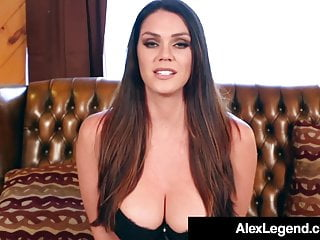Fat cock pussy fuck - Brunette alison tyler pussy fucked by alex legends fat cock