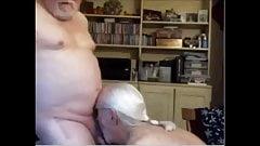 grandpas playing again