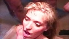Blonde Bukakke XV