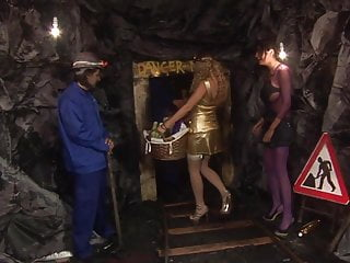 Sex workers cambs Mine workers get to bang a blonde and brunette slut