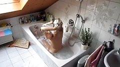 Bathrooms spycam girls