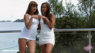 Lovely weekend by Sapphic Erotica - Amirah and Victoria