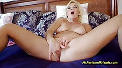The JOI Show with Ms Paris Rose-Closeups