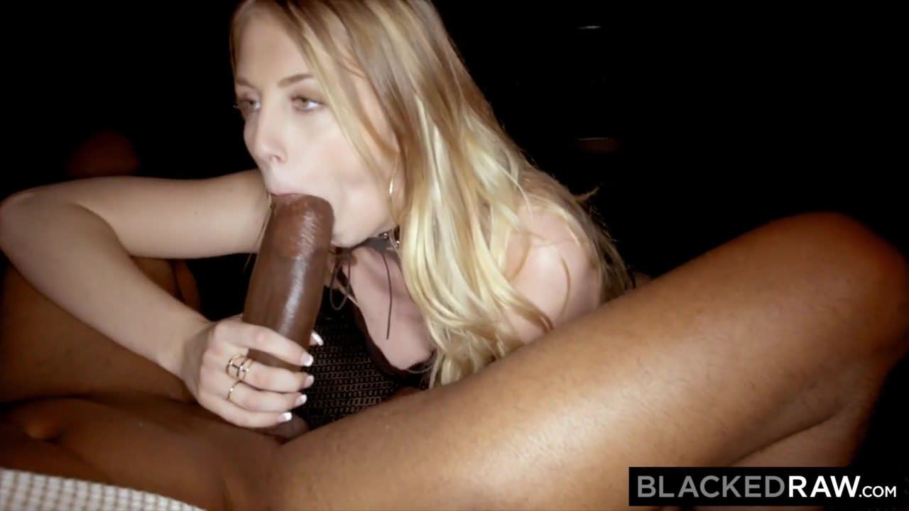 College Blonde First Time
