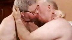 Gay Older Guys  Having A Good Time'