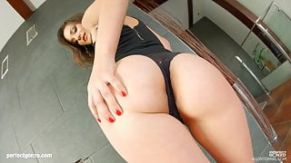 All Internal - Hot messy creampie scene with Anina