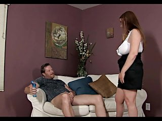 Young readhead slut Chubby readhead wife.creampie