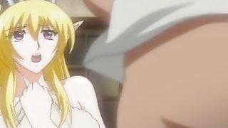 Hentai Babe Anal Creampie