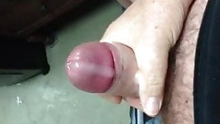 Big Dick Step Dad Jerks Off